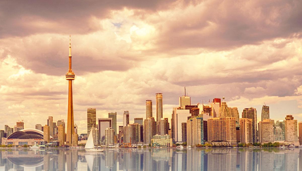 Skyline von Toronto