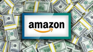 Milliarden von Amazon-Verkäufen, Einnahmen, Gewinnen und Investitionen